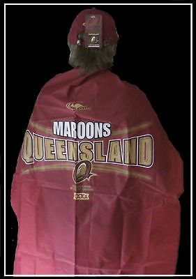 QUEENSLAND MAROONS CAPE XXXX State Of Origin - NEW!