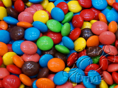 Mini M&Ms 1Kg Bulk Bag Great for Party Lollies and Buffet