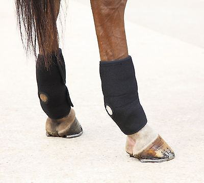 Hot/cold Joint Relief Boots Gel Packs Heated Frozen Horse Therapeutic