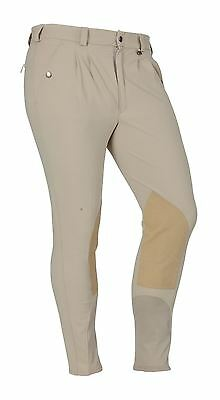 Boys Stratford Performance Breeches Horse Riding Yard Stable Clothing Trousers