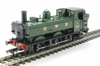 Bachmann Railway Model - Class 64xx 6424 060 Pannier Tank GWR Green - 31-635A