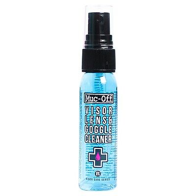 Muc-Off Visor Lens And Goggle Cleaner 30Ml