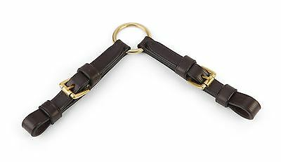 Blenheim Leather Coupling Horse Equestrian Tack Riding