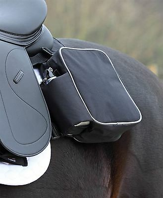 Saddle Panniers Horse Carrying Travelling Storage Transportation