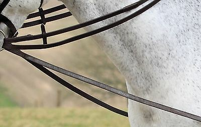 Aviemore Draw Reins Horse Equestrian Riding Tack