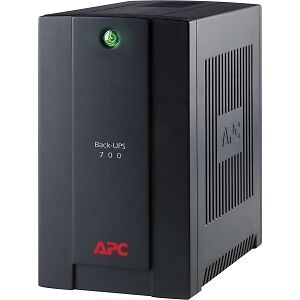 NEW! Apc By Schneider Electric Back-Ups Line-Interactive Ups 700 Va/390 Wtower 6
