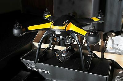 *ORIGINAL*. Hubsan H109S X4 PRO 5.8G Drone  -* HIGH END 3 AXIL VERSION - BLACK**