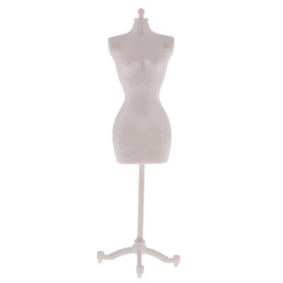 Doll Stand Display Holder Model Stand Accessory for Barbie Dolls Toy White
