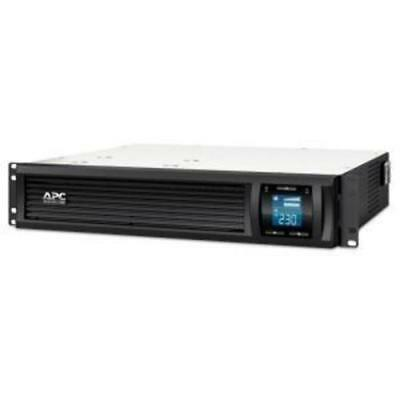 APC - SCHNEIDER APC Smart-UPS C 2000VA 2U Rack mountable 230V