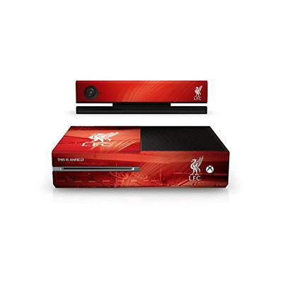 NEW! InToro Official XBox One Console Skin Liverpool