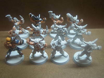 Blood Bowl ++ Norse Rampagers Team ++