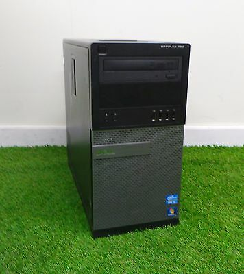DELL OPTIPLEX 790 PC CORE I5 2400 3.10GHz 5GB DDR3 RAM 500GB HDD. DELL10