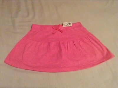 NWT The Children's Place Girls Ruffle Skorts Neon-Berry Size 10/12!!