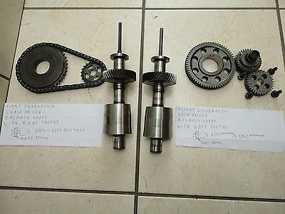 leon altea ibiza alhambra 2.0 tdi oil pump - balance shaft exchange gear perfect