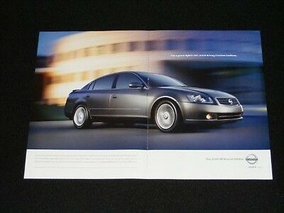 NISSAN ads lot magazine advertisements Altima Frontier Maxima Pathfinder Quest