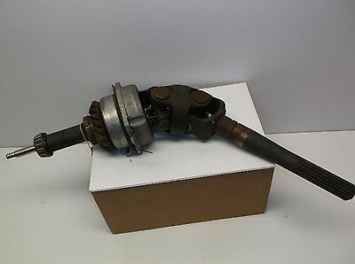 Volvo Penta AQ280 driveshaft and u-joint assembly - uninstalled but has rust