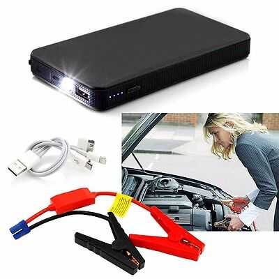 Top 20000mAh Car Jump Starter Emergency Battery Charger Booster Power Bank NEW