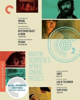 Martin Scorsese's World Cinema Project No. 2 (Criterion Collection) [New Blu-ray