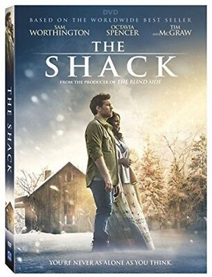 The Shack [New DVD]