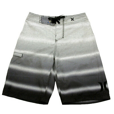 Hurley Youth Burnt Boardshorts Granite Glow 27