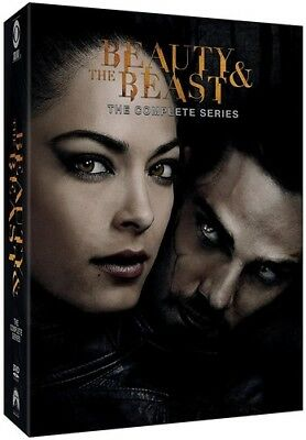 Beauty And The Beast (2012): The Complete Series [New DVD] Boxed Set, Dolby, S