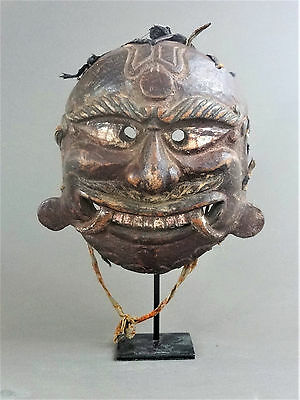Antique Lakhey mask, nepal