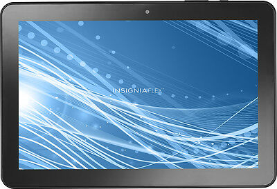"Insignia- 10.1"" - Tablet - 32GB - Black"