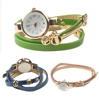Luxury Fashion Ladies Girl Watches Stainless Steel Quartz Analog Wrist Watch UK
