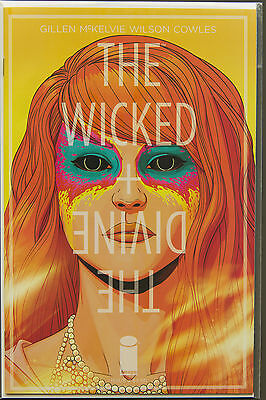 THE WICKED + THE DIVINE #2 (2014) FIRST Printing - Image Comics NM Bag&Boarded