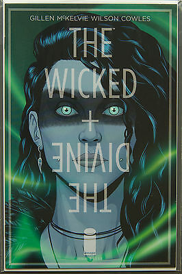 THE WICKED + THE DIVINE #3 (2014) FIRST Printing - Image Comics NM Bag&Boarded