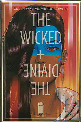 THE WICKED + THE DIVINE #5 (2014) FIRST Printing - Image Comics NM Bag&Boarded