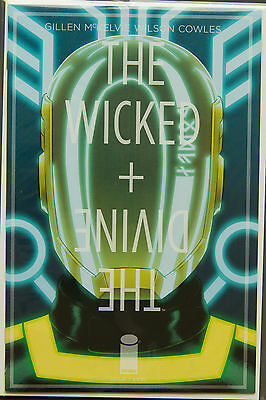 THE WICKED + THE DIVINE #7 (2014) FIRST Printing - Image Comics NM Bag&Boarded