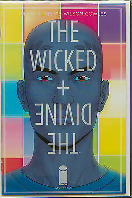 THE WICKED + THE DIVINE #8 (2014) FIRST Printing - Image Comics NM Bag&Boarded