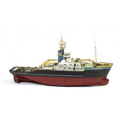 Billing Boats Smit Rotterdam Ocean Going Tug Boat 1:75 Vintage Model Ship Kit