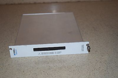 National Instruments Ni Scxi-1161 8 Channel Power Relay (#1P)