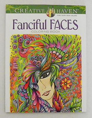 Creative Haven Adult Teen Coloring Book Fashion - you choose - free shipping