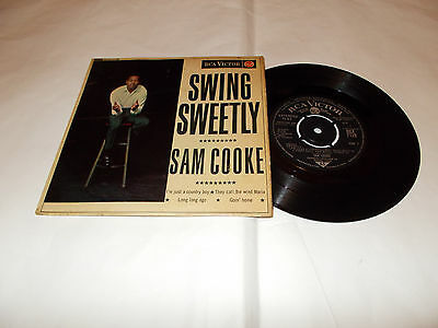 Swing Sweetly- Sam Cooke EP RCA  1961