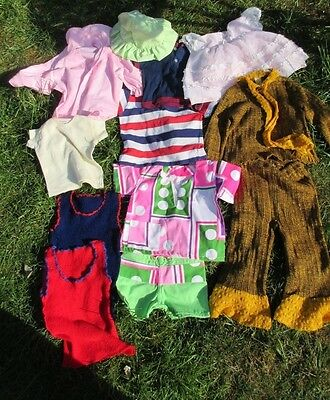 Vintage 1970's Kids Clothes Prop costume/Retro Kitsch/Fancy Dress Lot