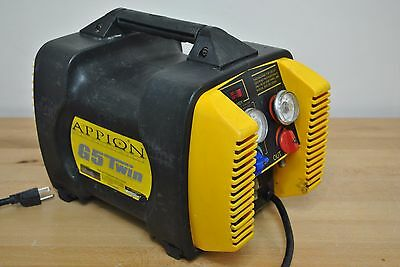 Appion G5 Twin Cylinder Refrigerant Recovery Machine Unit A/C Heat Pump HVAC