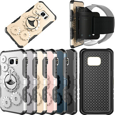 Gear Rugged Sports Armband Kickstand Case Cover For Samsung S9 Plus/S8+/Note8/S7