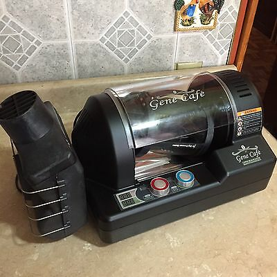Gene Cafe Home Coffee Roaster DIY