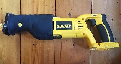 Dewalt 18v reciprocating Saw Dc385 Skin Only In Very Good Condition