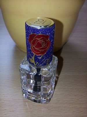Disney L´Oreal Beauty and the Beast nail polish - Nagellack Rose - NEU LIMITED