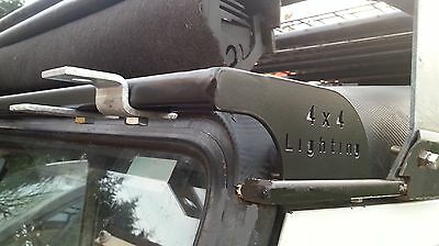 Defender/land rover/ Roof light bar/Spot /Light/led light /90/110/SLIGHT DAMAGE