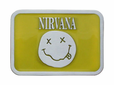 Nirvana Belt Buckle Brand New