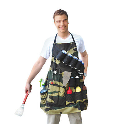 The Grill Sergeant Apron Brand New