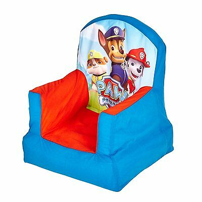 Paw Patrol Inflatable Chair for Kids * Brand New * Fast Delivery