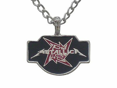 Metallica Necklace Brand New