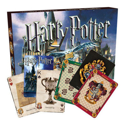 Harry Potter Playing Card Box – Set of 2 Brand New