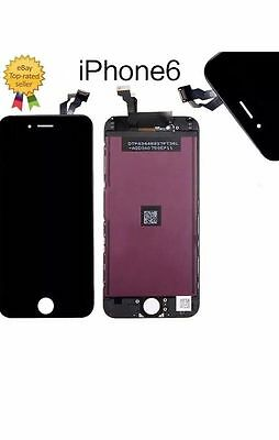 """For iPhone 6G 4.7"""" Black LCD Touch Display Assembly Digitizer Screen Replacement"""